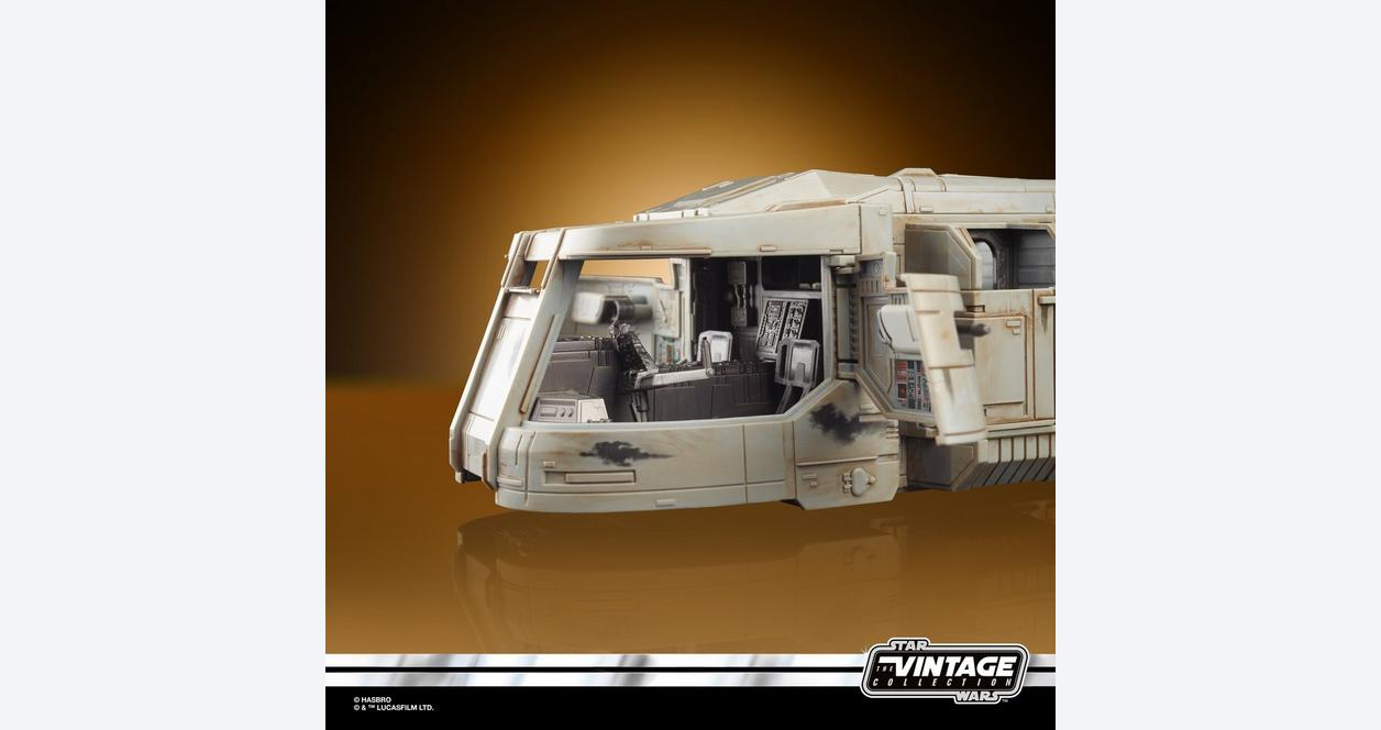Star Wars: The Mandalorian Imperial Troop Transport The Vintage Collection Vehicle Action Figure