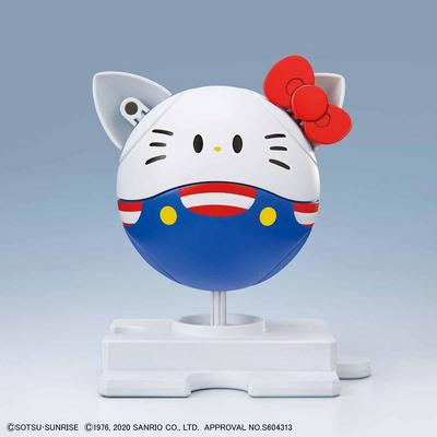 Hello Kitty Haro Haropla Model Kit