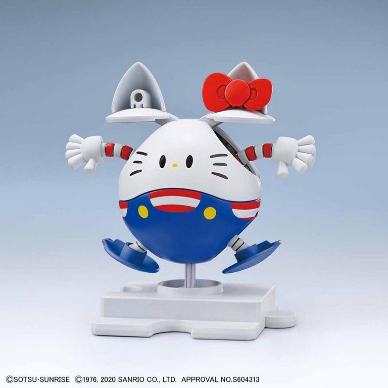 Hello Kitty Haro Haropla Model Kit