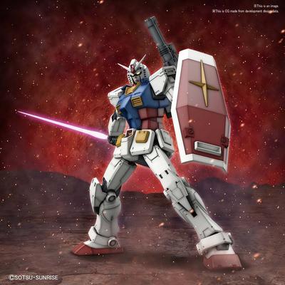 Mobile Suit Gundam RX-78-02 (The Origin Version) High Grade Gundam The Origin Model Kit