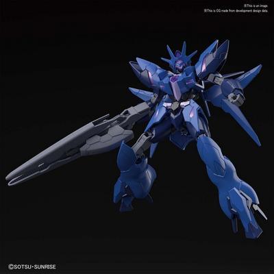 Gundam Build Divers Re:Rise Enemy Gundam High Grade Build Divers: R Model Kit