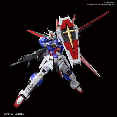 Gundam SEED Destiny Force Impulse Gundam Real Grade Model Kit