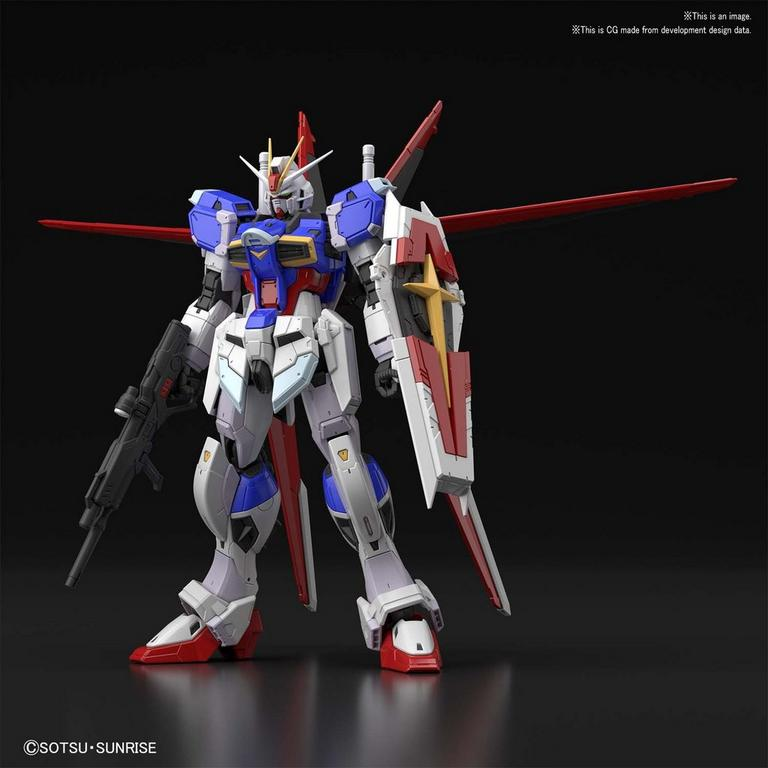 Gundam SEED Destiny Force Impulse Gundam Real Grade Model Kit