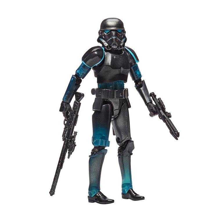 Star Wars: The Force Unleashed Shadow Stormtrooper The Black Series Action Figure Only at GameStop