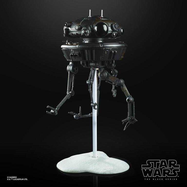 Star Wars: The Empire Strikes Back 40th Anniversary Probe Droid The Black Series Action Figure