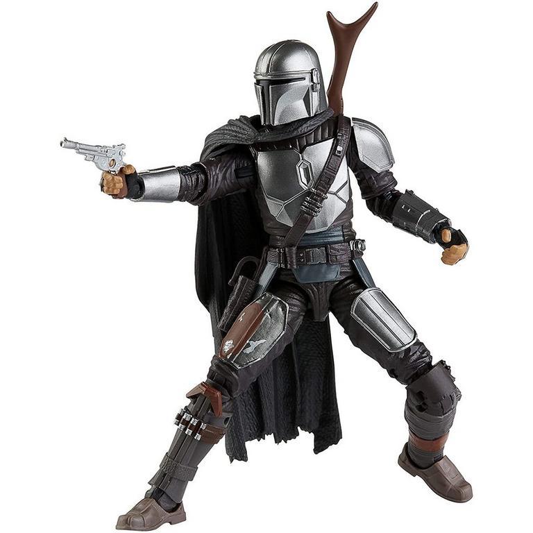 Star Wars: The Mandalorian - The Mandalorian The Black Series Action Figure