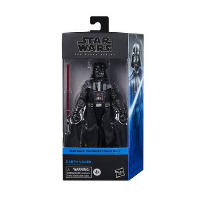 Star Wars Episode V The Empire Strikes Back Darth Vader The Black Series Action Figure Gamestop