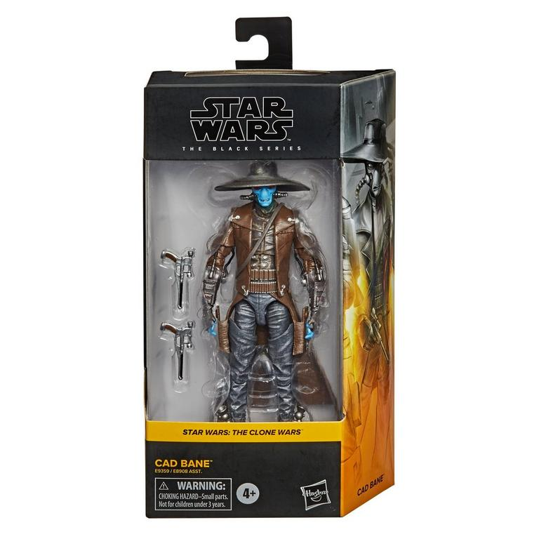 Star Wars: The Clone Wars Cad Bane The Black Series Action Figure