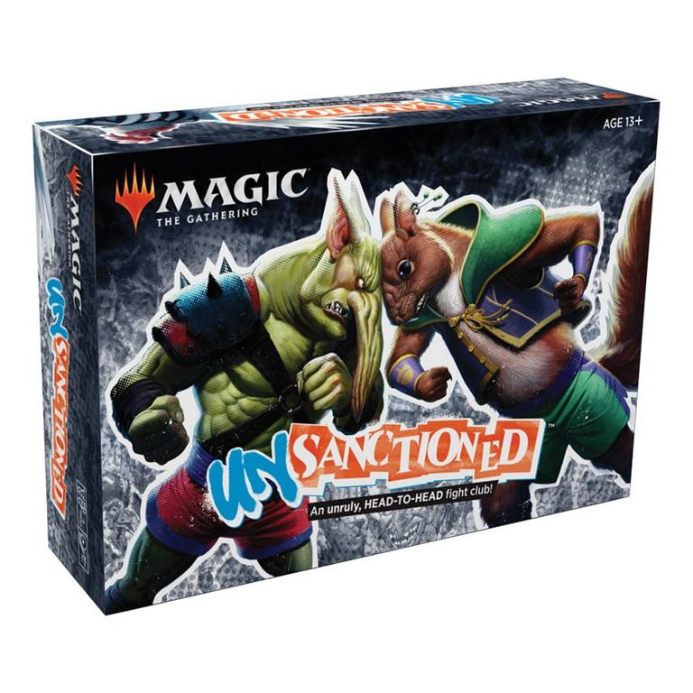 Magic: The Gathering Unsanctioned