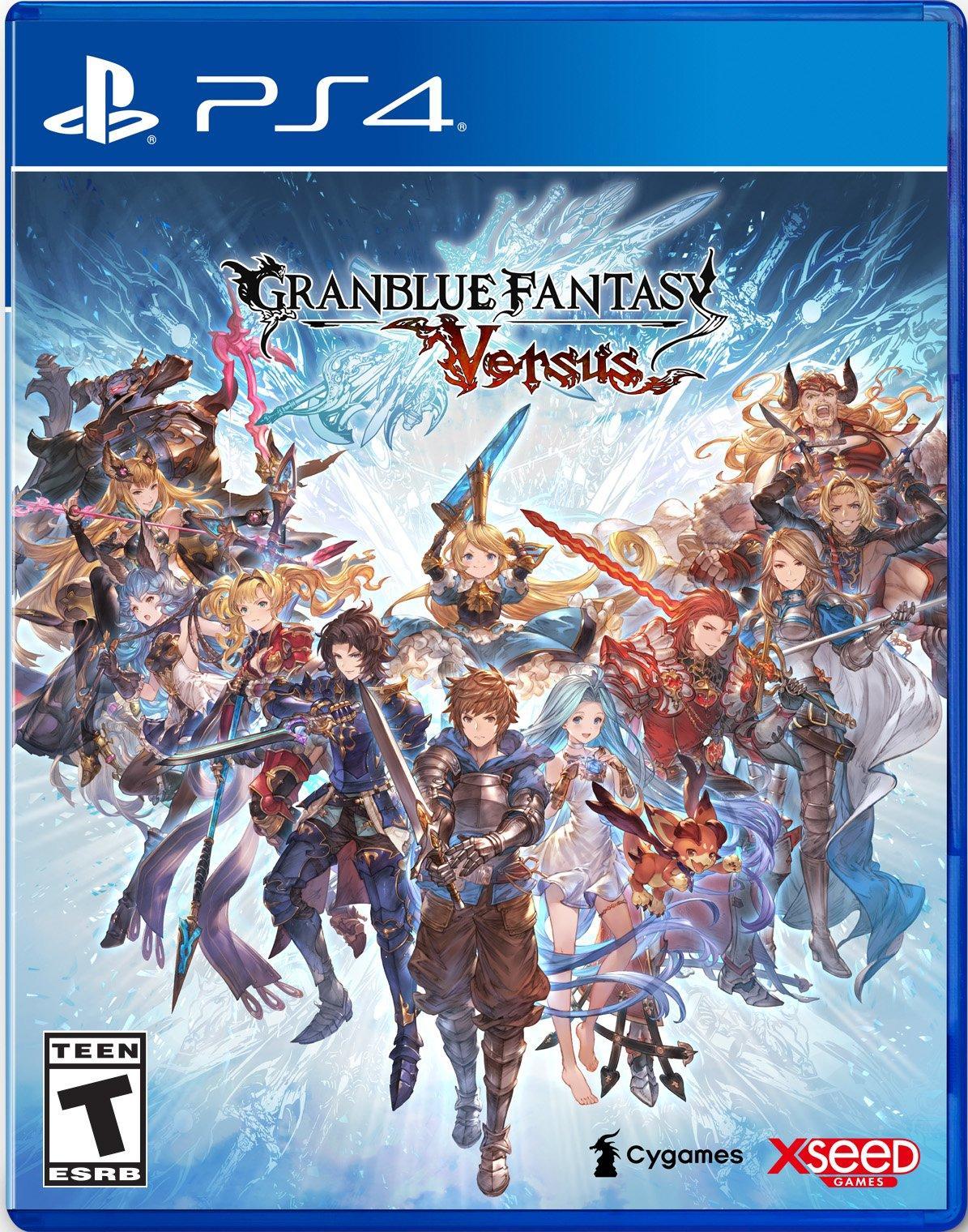 Granblue Fantasy: Versus | PlayStation 4 | GameStop