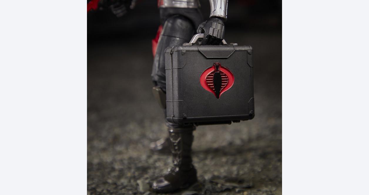 G.I. Joe Destro Classified Series Action Figure