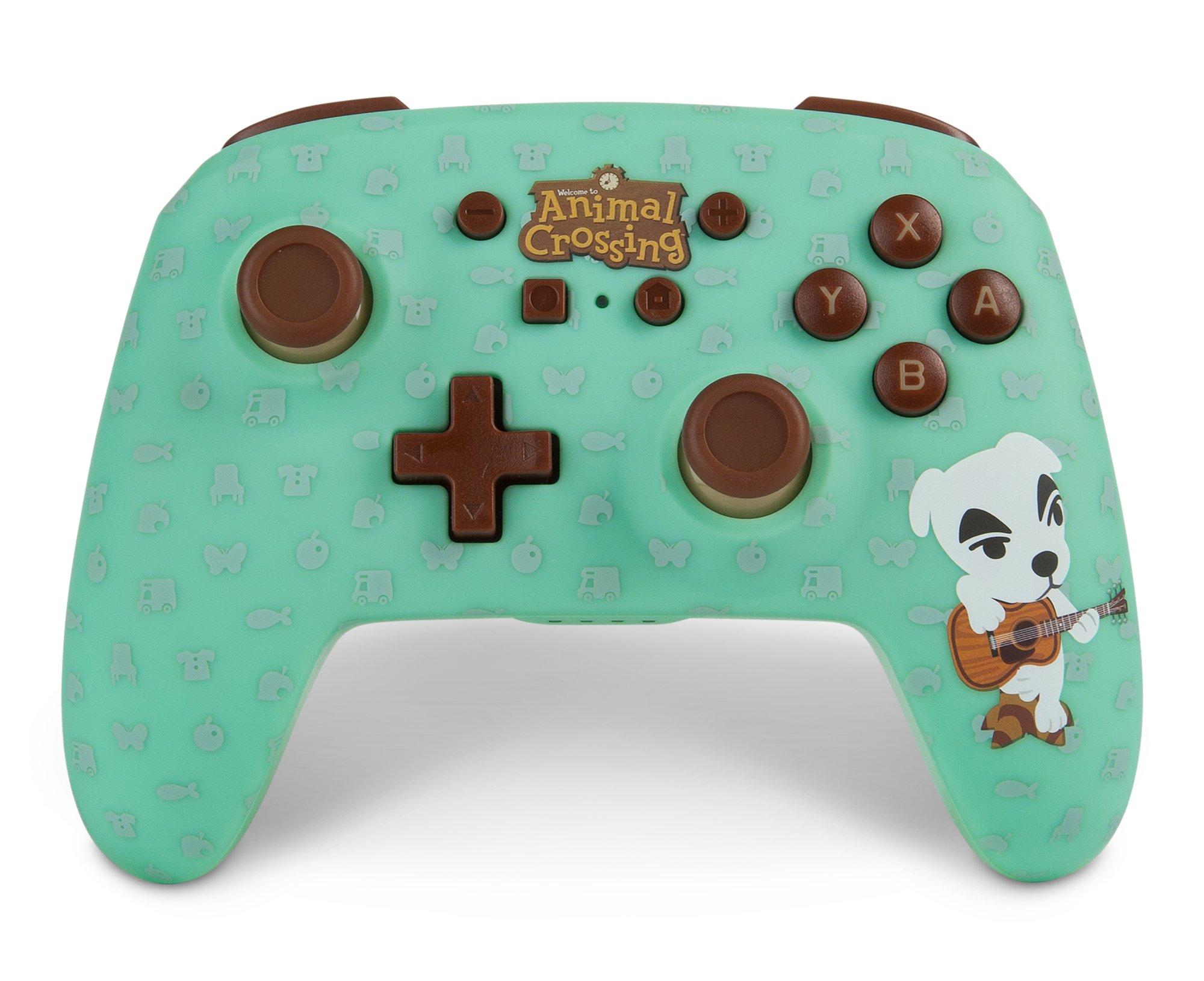 Animal Crossing New Horizons K K Slider Enhanced Wireless
