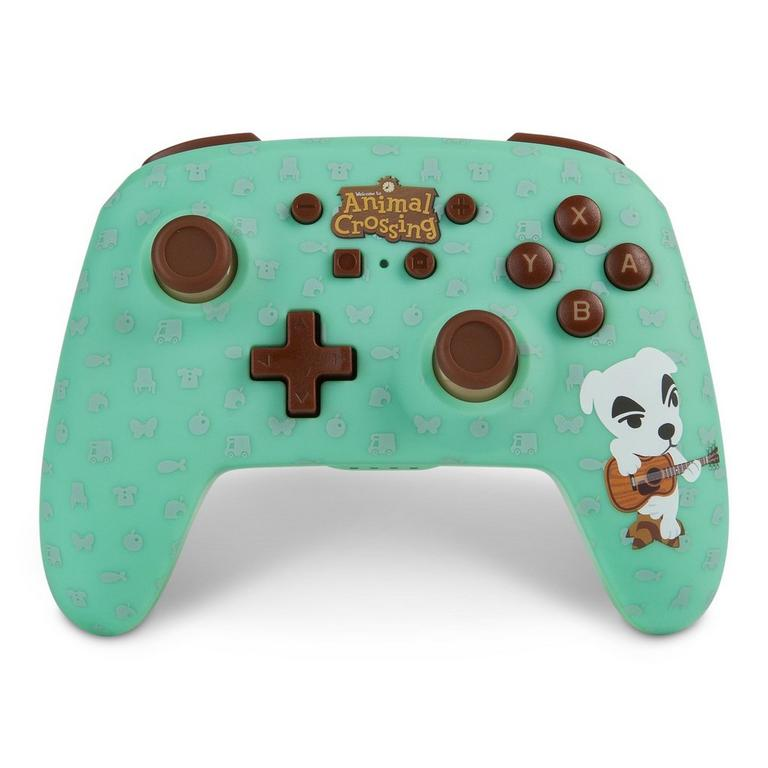 Animal Crossing New Horizons K K Slider Enhanced Wireless Controller For Nintendo Switch Nintendo Switch Gamestop