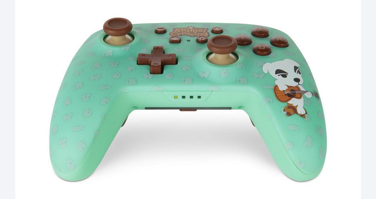 Nintendo Switch Animal Crossing: New Horizons K.K. Slider Enhanced Wireless Controller