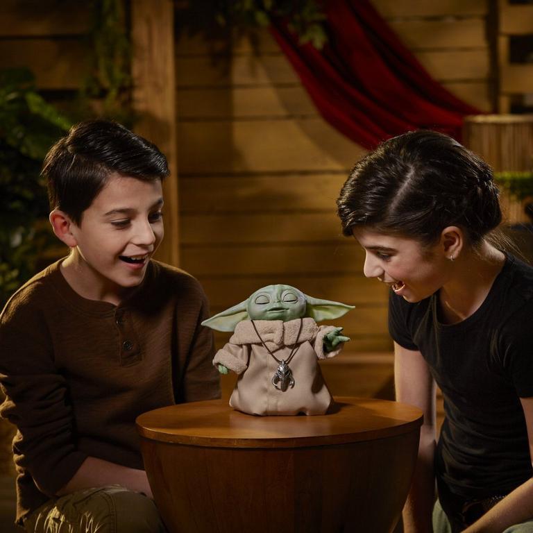 Star Wars: The Mandalorian The Child Animatronic Figure