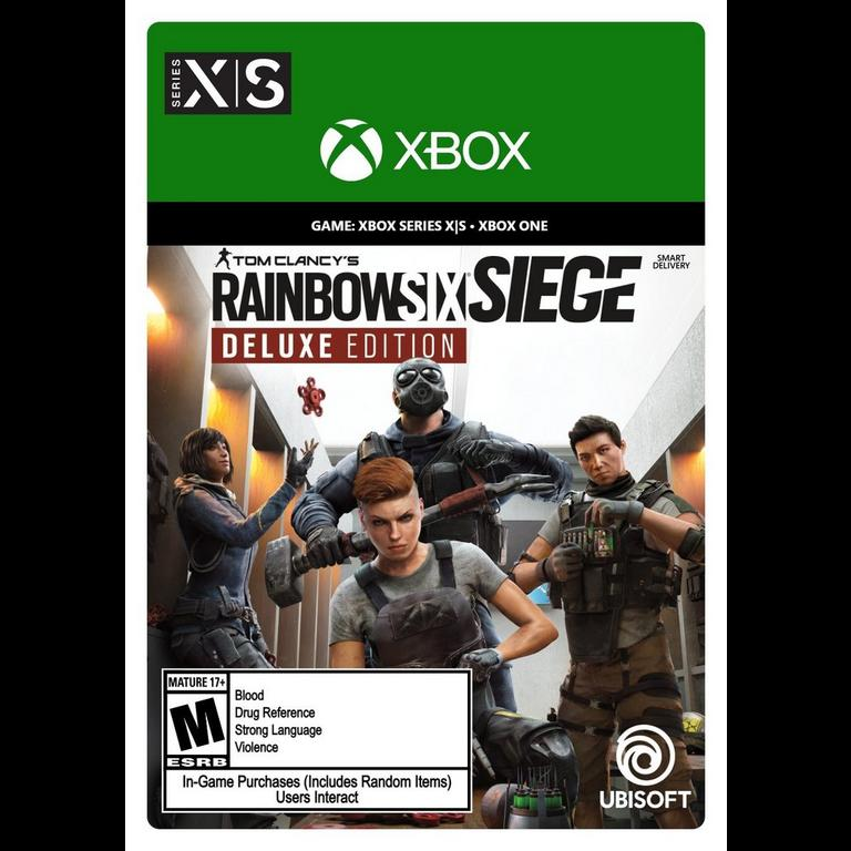 Tom Clancy S Rainbow Six Siege Year 5 Deluxe Edition Xbox One Gamestop