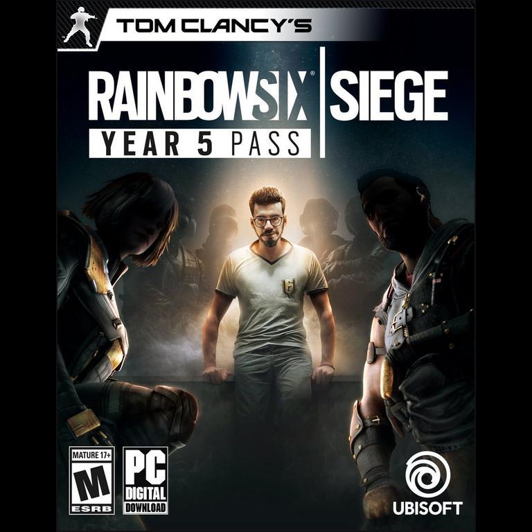 Tom Clancy S Rainbow Six Siege Year 5 Pass Pc Gamestop