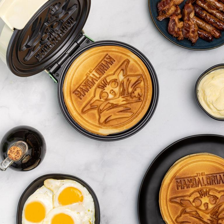 Star Wars: The Mandalorian The Child Waffle Maker Only at GameStop