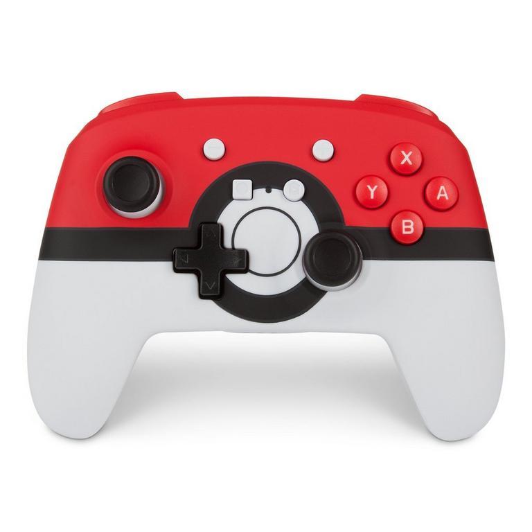 Pokemon Poke Ball Enhanced Wireless Controller for Nintendo Switch