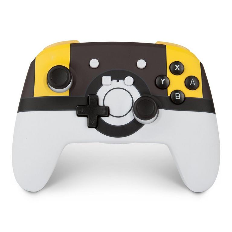 PowerA Nintendo Switch Pokemon Ultra Ball Enhanced Wireless Controller Pre-Order At GameStop Now!
