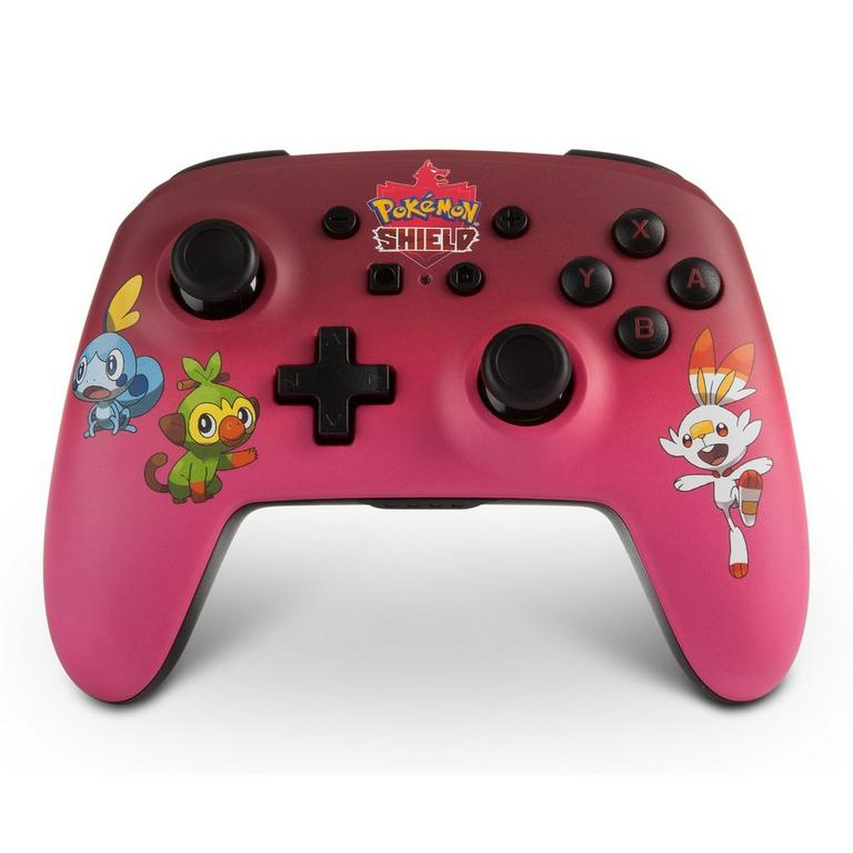 PowerA Nintendo Switch Pokemon Shield Enhanced Wireless Controller Pre-Order At GameStop Now!