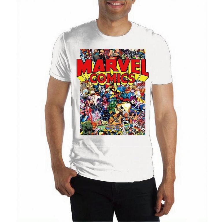 Marvel Comics Group T-Shirt