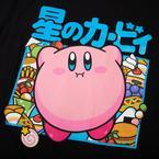 Kirby Food Kanji T-Shirt