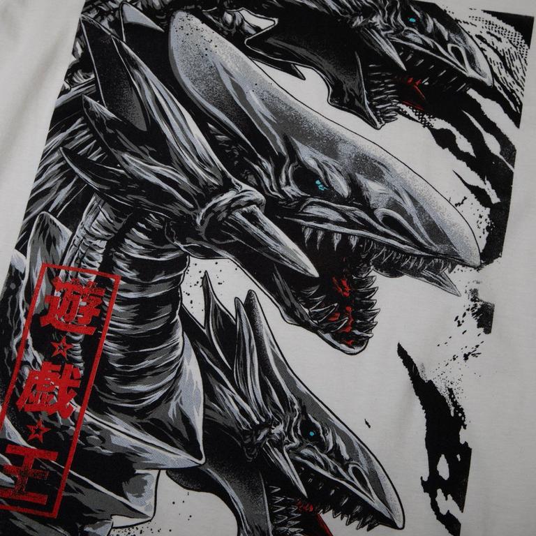 Yu-Gi-Oh! Blue-Eyes White Dragon T-Shirt