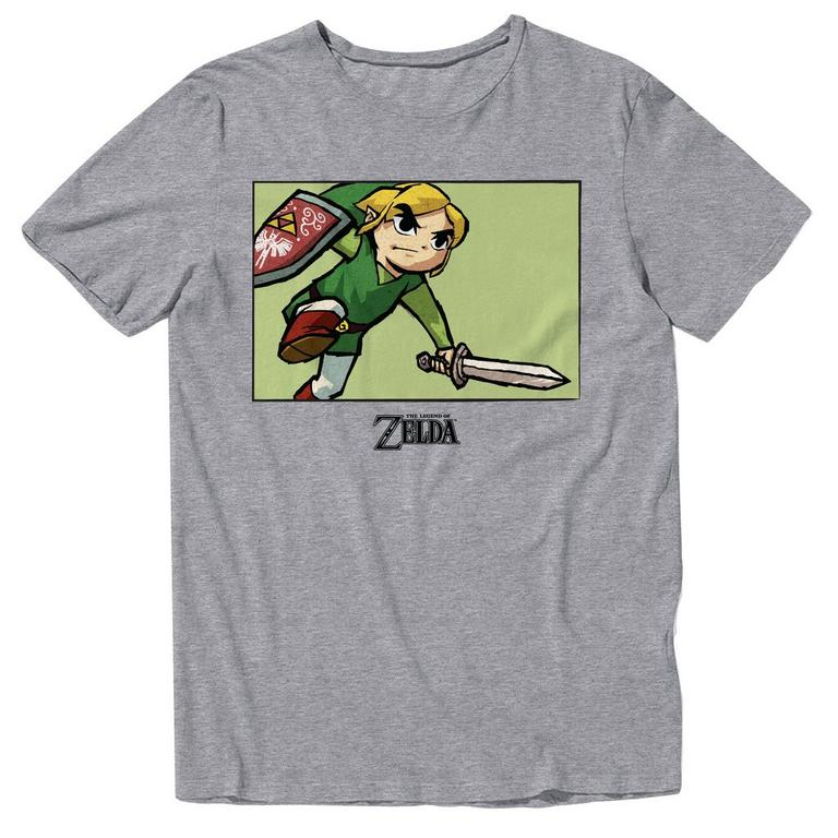 The Legend of Zelda Toon Link T-Shirt