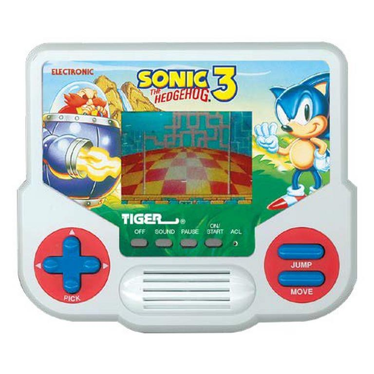 Tiger Electronics Sonic the Hedgehog 3 Edition