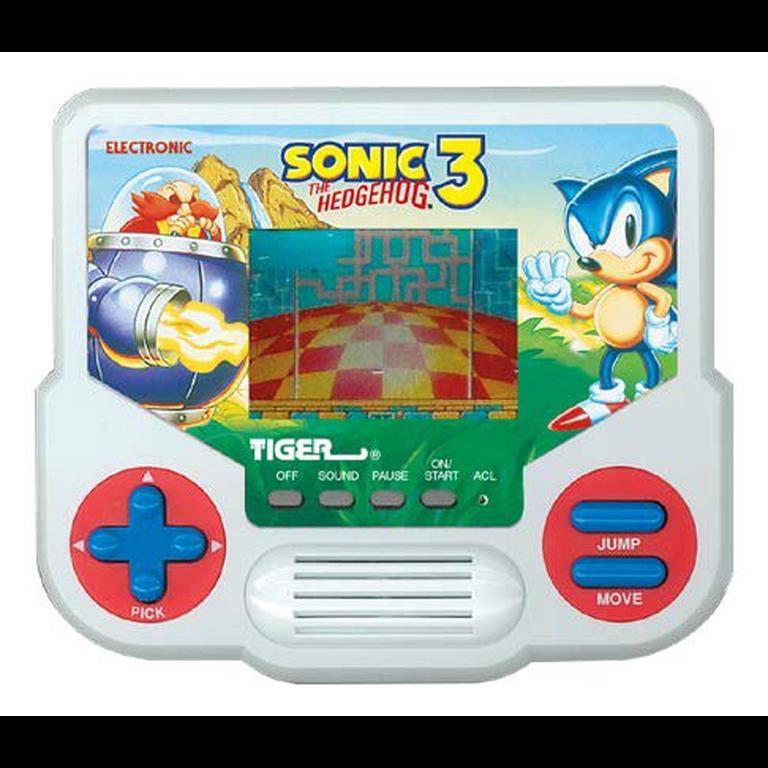 Tiger Electronics Sonic the Hedgehog 3 Edition