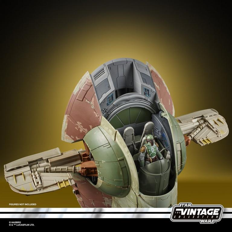 Star Wars Episode V The Empire Strikes Back Vintage Slave I Gamestop