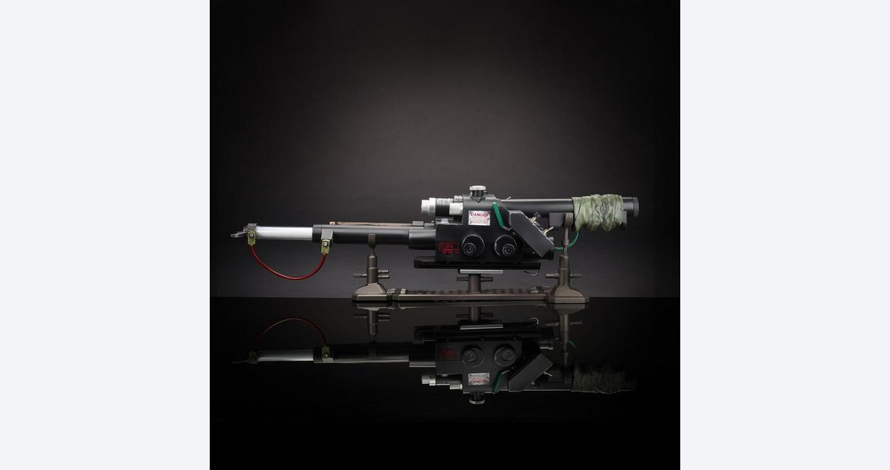 Ghostbusters Plasma Series Spengler's Neutrona Wand
