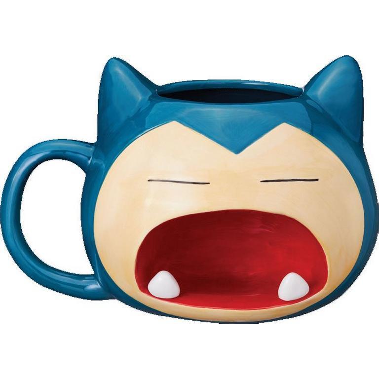 Pokemon Snorlax Novelty Mug