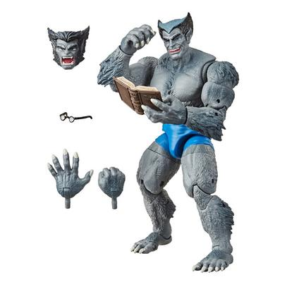 Marvel Legends Series X-Men Beast Vintage Collection Action Figure