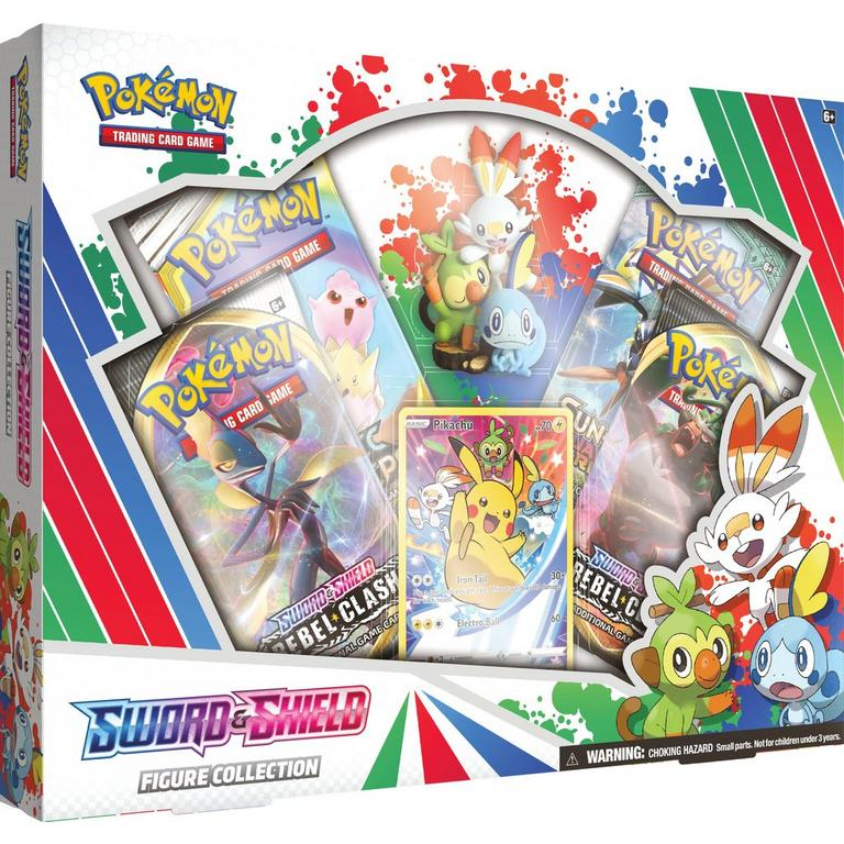 Pokemon Trading Card Game: Sword and Shield Figure Collection