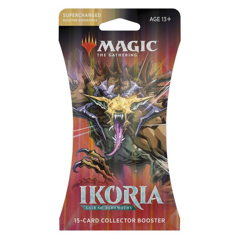Magic: The Gathering Ikoria: Lair of Behemoths Collector Booster Pack