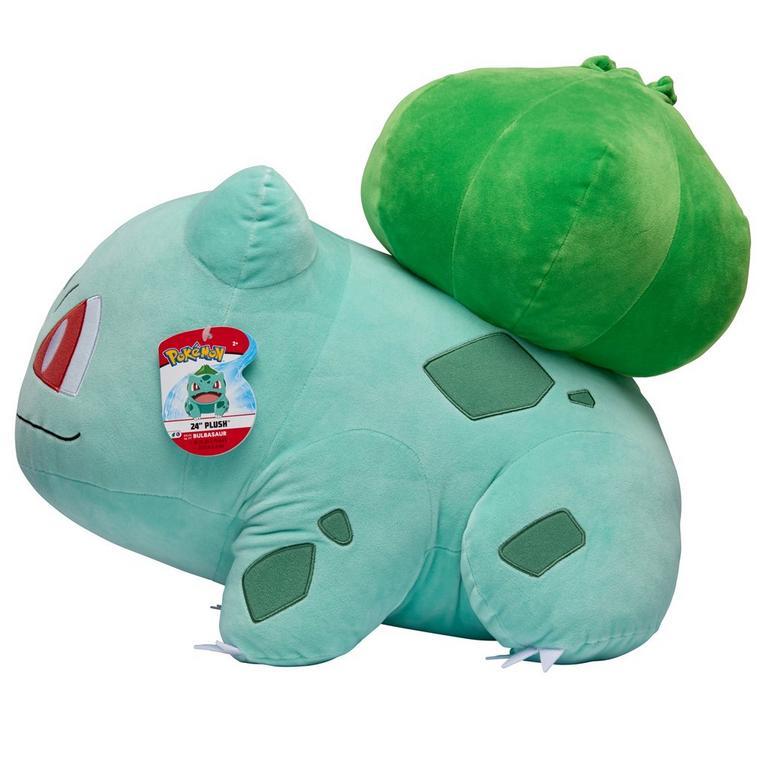 Pokemon Bulbasaur Plush 24 in