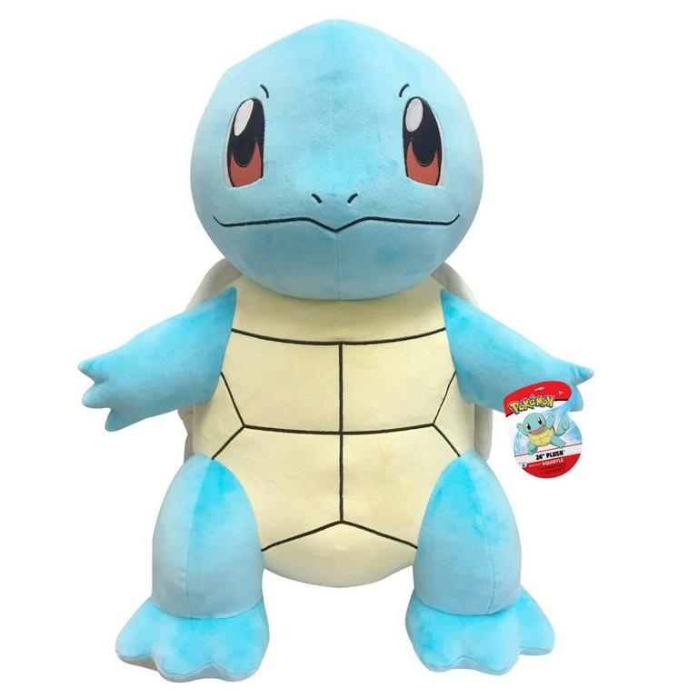 Pokemon Squirtle Plush 24 in