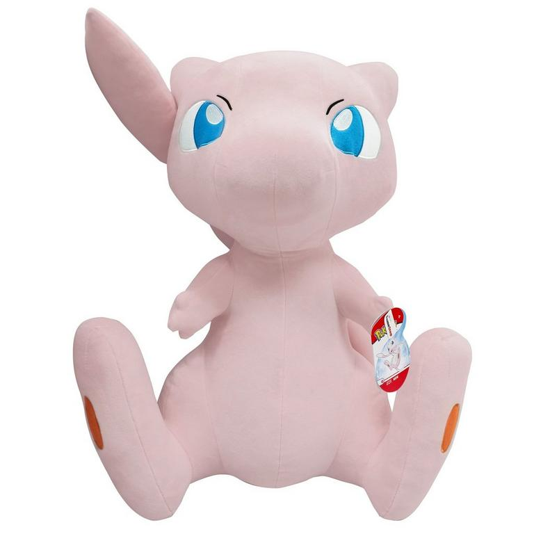 Pokemon Mew Plush 24 in Only at GameStop