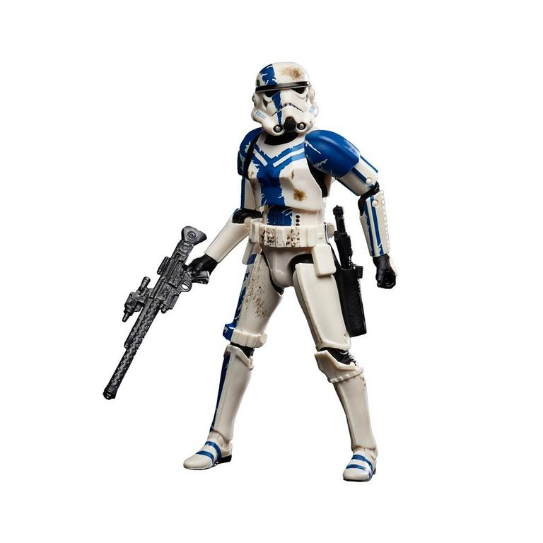 Star Wars The Force Unleashed Stormtrooper Commander The Black Series Action Figure Only at GameStop