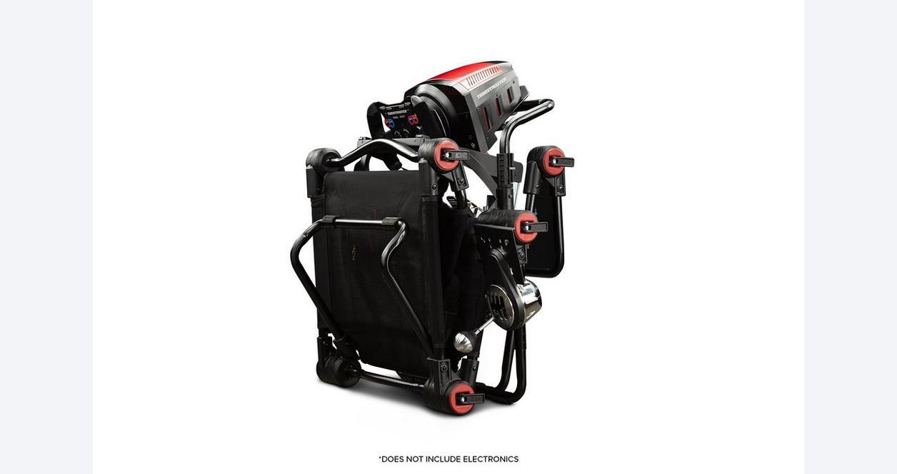 Next Level Racing F-GT Lite Black Simulator Cockpit