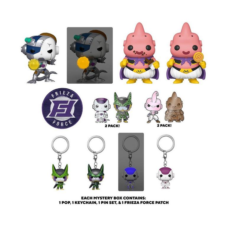 Funko Box: Dragon Ball Z Only at GameStop