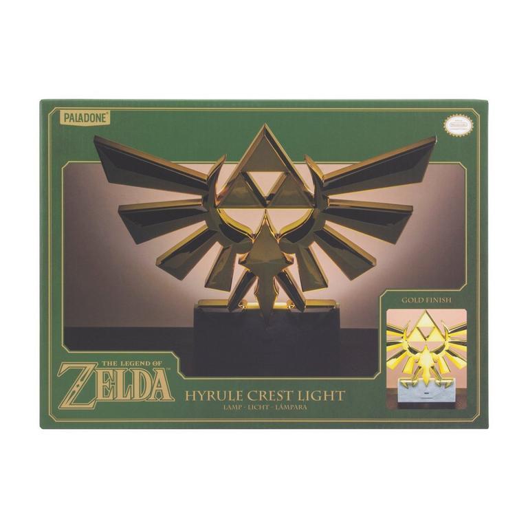 The Legend of Zelda Hyrule Crest Light