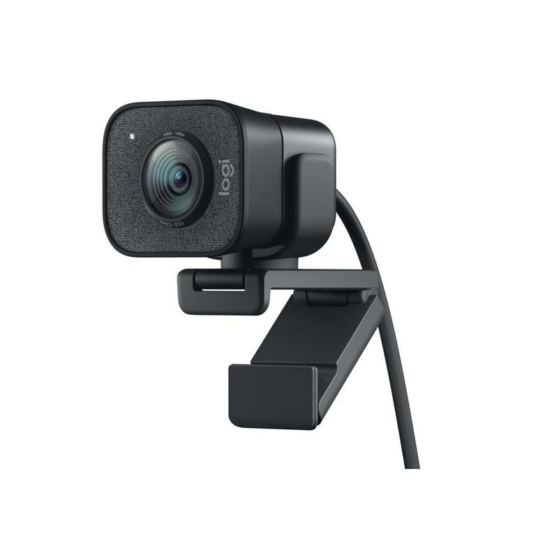 StreamCam Plus Graphite Camera