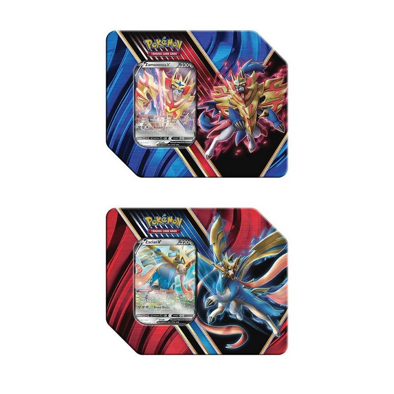 Pokemon Trading Card Game: Legends of Galar Tin (Assortment)