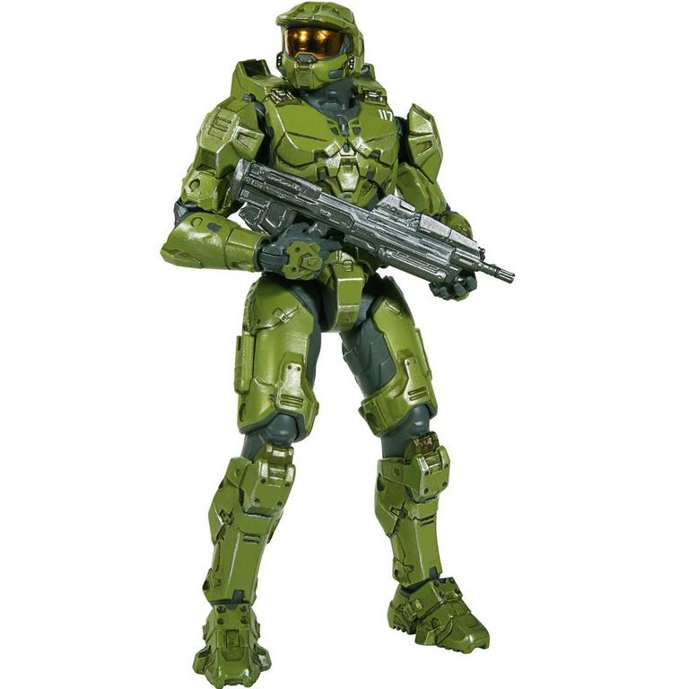 Halo Master Chief The Spartan Collection Action Figure