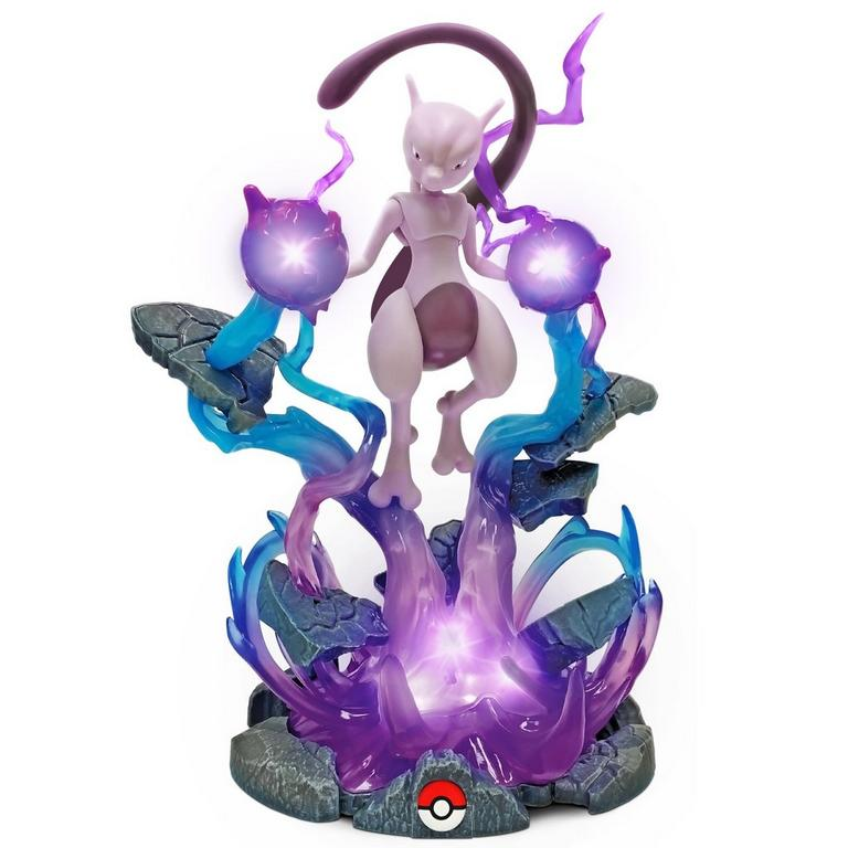 Pokemon Mewtwo Deluxe Collector Figure