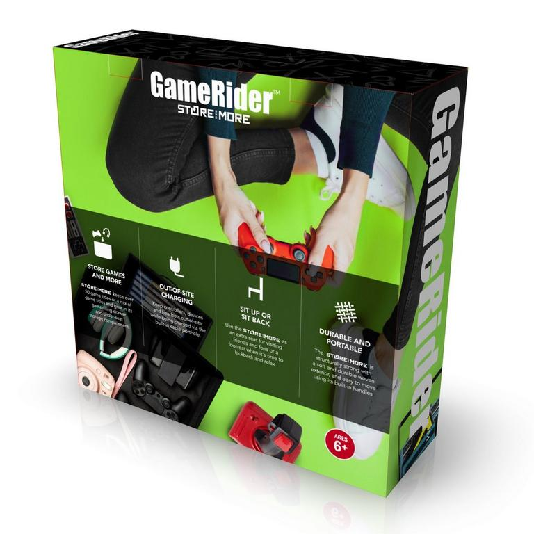 GameRider Store and More Only at GameStop