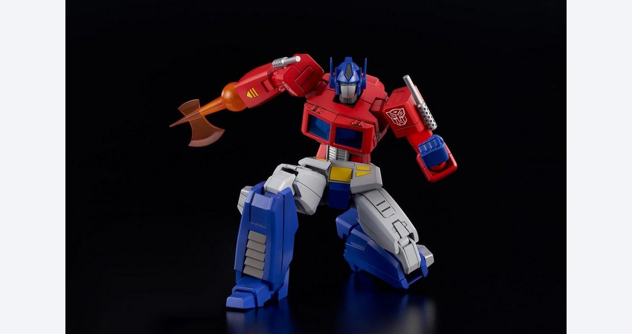 Transformers Optimus Prime Generation 1 Version Furai Model Kit